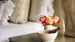 Bedside Roses